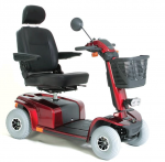 Pride Celebrity DX 3/4-Wheel Mobility Scooter Spare Parts
