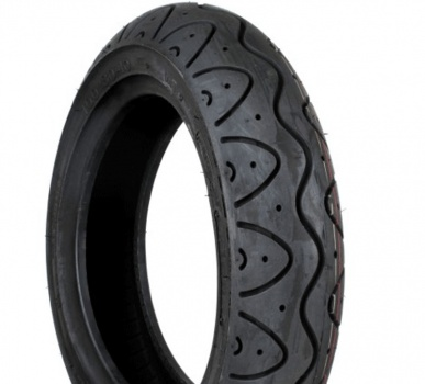 New 100/80-10 Black Pneumatic Tyre Tire For A Mobility Scooter
