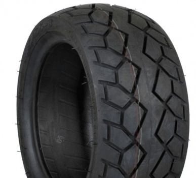 New 115/55-8 Black Pneumatic Tyre Tire For A Mobility Scooter