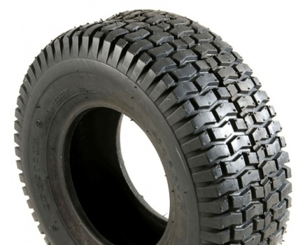 New 13/5.00-6 Black Pneumatic Tyre Tire For A Mobility Scooter