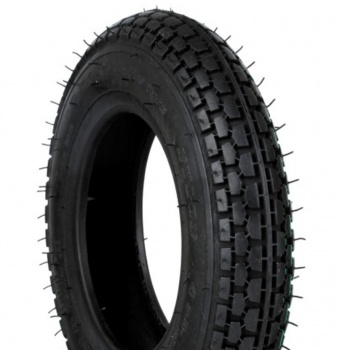 New 2.50-6 Black Pneumatic Tyre Tire For A Mobility Scooter