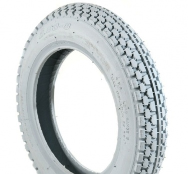 New 2.50-8 Innova 2817 Grey Pneumatic Tyre Tire For A Mobility Scooter