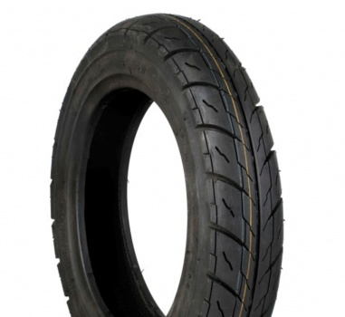 New 3.00-10 Black Pneumatic Tyre Tire For A Mobility Scooter
