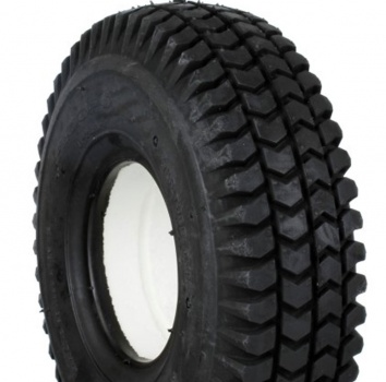 New 3.00-4 260x85 Black Solid Tyre Tire For A Mobility Scooter