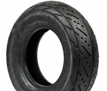 New 3.00-5 Black Pneumatic Tyre Tire For A Mobility Scooter