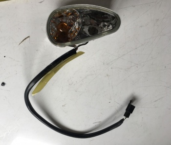 Used Headlight & Indicator Cluster For Shoprider Mobility Scooter B174