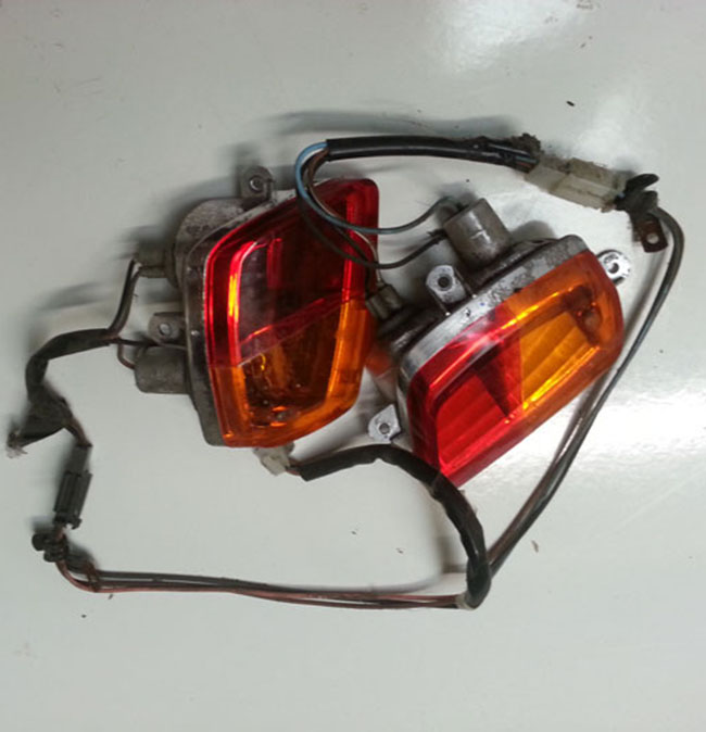 Used Pair of Brake & Indicator Strider Kymco Scooter Spare Parts S309
