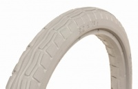 20 x 1 3/8 Grey Solid Wheelchair Tyre Tire