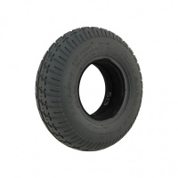 New 2.80/2.50-4 Grey Solid 53mm Pr1mo Duratrap Tyre Tire For A Scooter