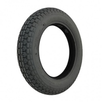 New 3.00-10 Grey Solid Block F60 Tyre Tire For A Mobility Scooter