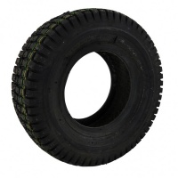 New 200x50 Black Ribbed Solid Tyre Tire For A Mobility Scooter