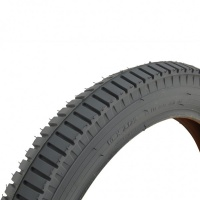 16 X 2.125 Grey Pneumatic Tyre tire For A Powerchair