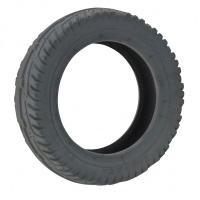 75/70 X 6 Grey Pneumatic Tyre tire For An Alber Wheelchair