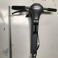 Used Front Steering Handles & Brake For A CTM Infinity Scooter R1021