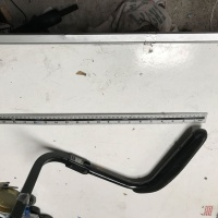Used RH Single Armrest 2cm Gauge For A Travel Mobility Scooter S8256