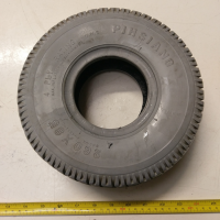 Used 260 x 85 Pneumatic Tyre For A Mobility Scooter S2278