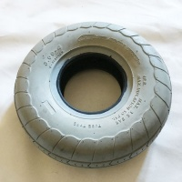 Used 300-4 260 x 85 Pneumatic Tyre For A Mobility Scooter S1745