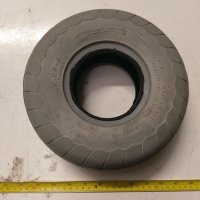 Used 300 x 4 Pneumatic Tyre For A Mobility Scooter - S1745