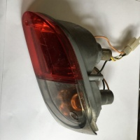 Used Brake & Indicator Blinker Lens For A Mobility Scooter V529