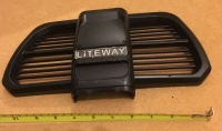 Used Front Bumper For A Rascal Liteway Mobility Scooter S7018