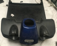 Used Front Faring For A Pride Legend Classic XL8 Mobility Scooter J292