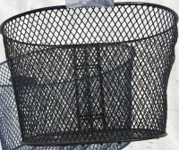 Used Front Metal Mesh Basket For A Mobility Scooter T1881