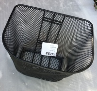 Used Front Metal Mesh Basket For A Strider Mobility Scooter V1058