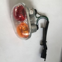 Used Indicator Blinker & Brake Lens For Rascal Mobility Scooter V3692
