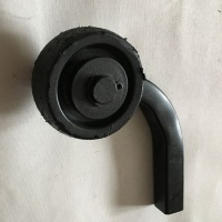 Used Rear Stabiliser Wheel For A Drive Mercury 8 Mobility Scooter T308