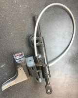 Used Steering Positioner Lever & Cable For A Pride Scooter V1232